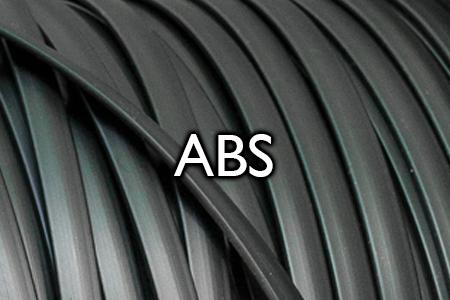 ABS Plastic Welding Rod
